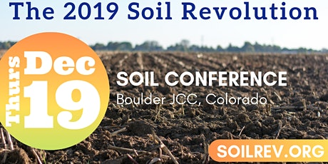2019 Soil Revolution Conference tickets
