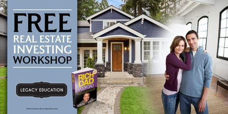 Free Real Estate Workshop Coming to Salt Lake City September 19th tickets