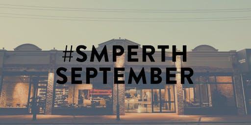 #SMPerth September // Drinks for Perth Social Media