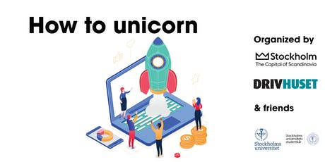 How to unicorn (Stockholms  universitet) tickets