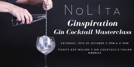 Ginspiration: Gin Cocktail Masterclass tickets