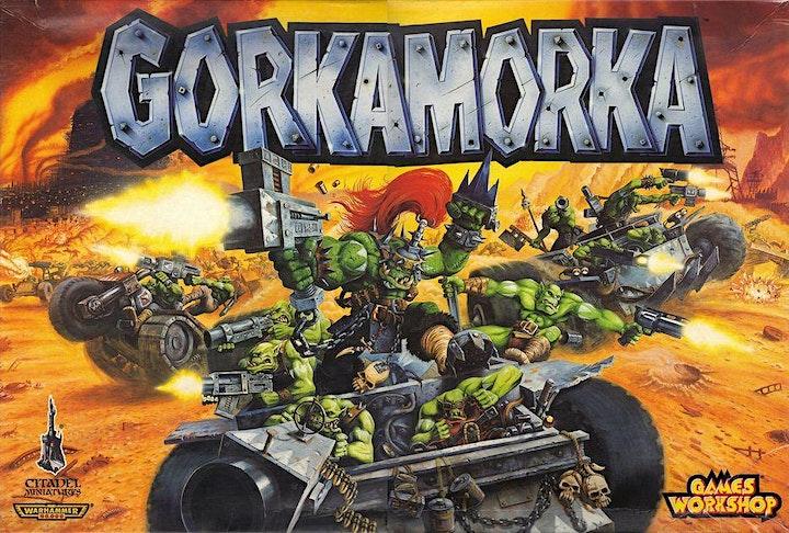GorkaMorka Narrative Campaign image