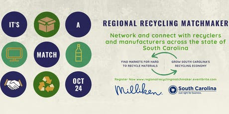 Regional Recycling Matchmaker Event tickets