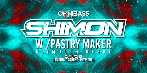 Omnibass Presents: Shimon w/ Pastry Maker [Ram / Audioporn]