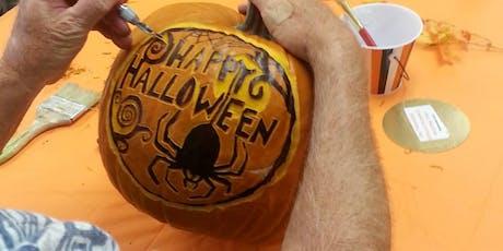 Pumpkin Carving Workshop entradas