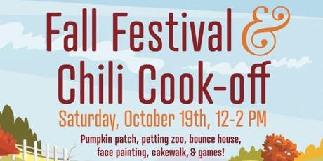 Fall Festival and Chili Cook-Off tickets