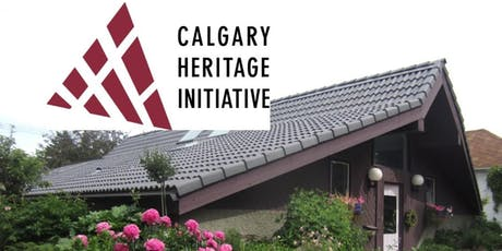 Demystifying Designation for Heritage Homes tickets