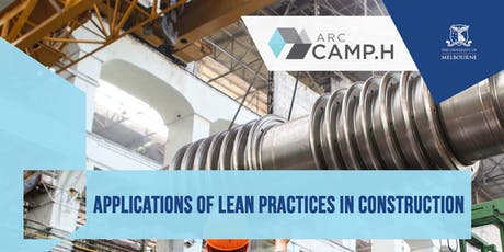 Applications of Lean Practices in Construction tickets