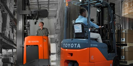 Atlanta Technical College Forklift Training and Certification (Friday/Saturday Class) tickets
