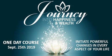 Journey Into Happiness tickets