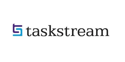 TaskStream Fall 2019 (DT) COEHD Technology Workshops M,W