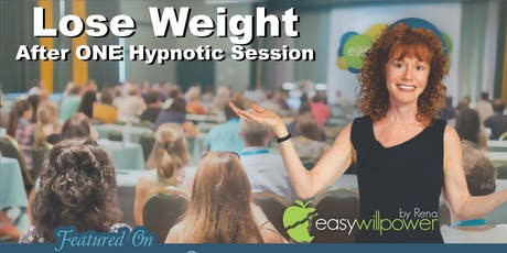 Lose Weight after ONE Hypnotic Session tickets