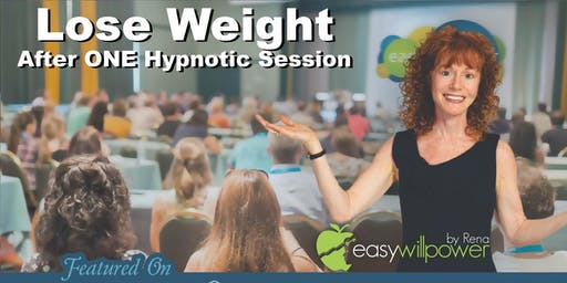 Lose Weight after ONE Hypnotic Session