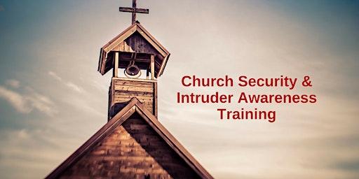 1 Day Intruder Awareness and Response for Church Personnel -Lenexa, KS