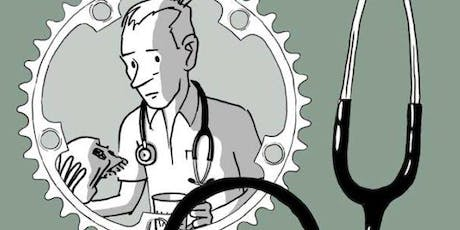 Bad Doctors and Graphic Medicine: an evening with Ian Williams tickets