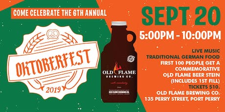 Old Flame Oktoberfest tickets