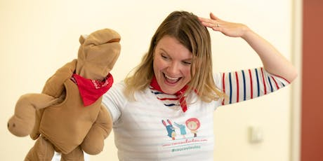 Coucou Loulou under 5s French Singalong - MONDAY tickets