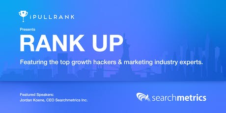 Rank UP - Marketing Industry & Networking event tickets