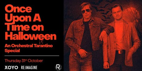 Once Upon A Time On Halloween: An Orchestral Tarantino Special tickets