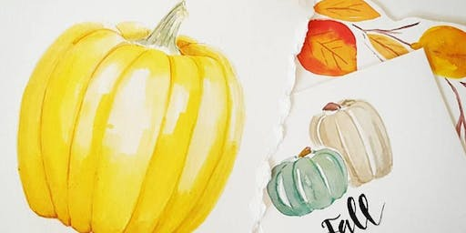 Fall Watercolors