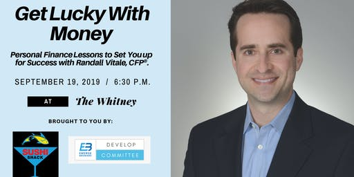 Get Lucky with Money with Randall Vitale