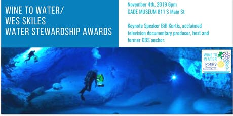 2019 Wine to Water/Wes Skiles Water Stewardship Awards tickets