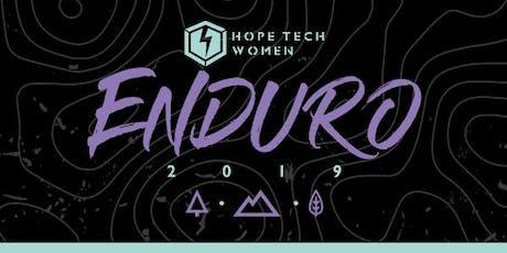 Hopetech Women Enduro - Morning Coaching Session Beginner Group tickets