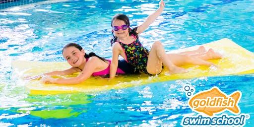 Friday Night Family Swim 9/20/19 - Goldfish Brookfield