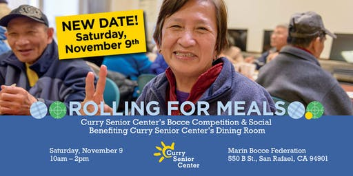Rolling for Meals: Curry Senior Center's Bocce Competition and Social