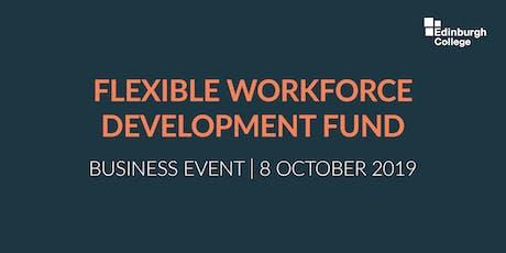 Flexible Workforce Development Fund Event - 8 October 2019 tickets