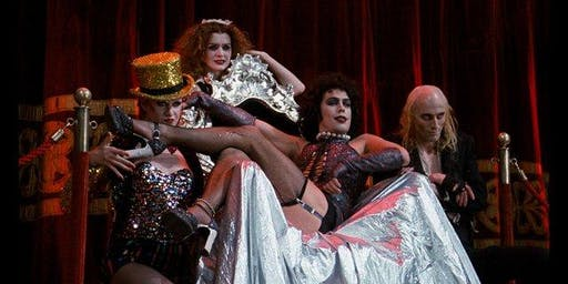 Rocky Horror Picture Show Halloween Party
