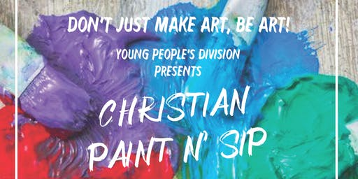 YPD Christian Paint N' Sip