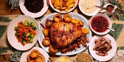 Christmas Dinner in December at The Retreat House, Pleshey