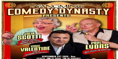 The YangMing Comedy Dynasty  tickets