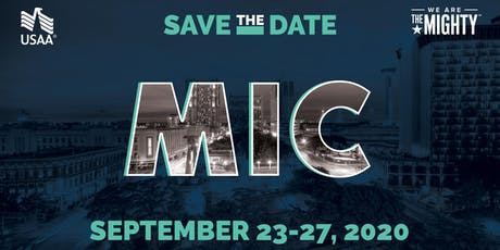 #MIC2020: Military Influencer Conference tickets