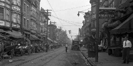 Philadelphia's Lost Jewish Quarter