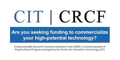 FY2020 CRCF Funding Opportunities | BRIEFING | Arlington, VA