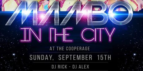 Mambo In The City tickets