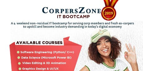 CorperZone IT BootCamp 2019 tickets