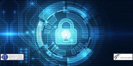 Palestra Lei Geral de Proteção de Dados e Transformação Digital ingressos