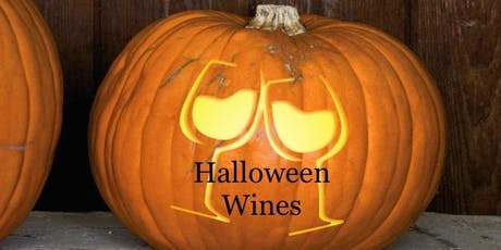 Halloween Wines tickets