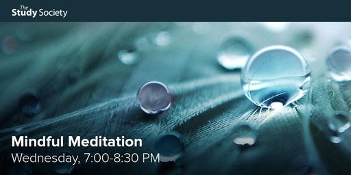 Mindful Meditation with Patti Good - The Study Society