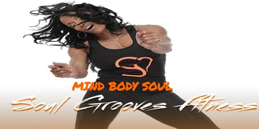 A Soulful Christmas: Soul Grooves Fitness Edition Experience Class