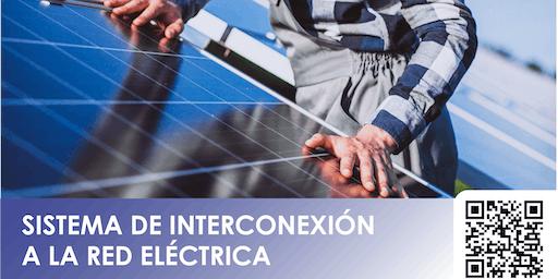SISTEMA DE INTERCONEXIÓN A LA RED ELÉCTRICA