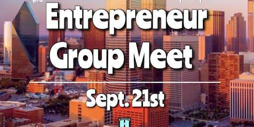 Entrepreneur Group Meet
