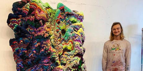 Dylan Gebbia-Richards | Kinesthesia | Private View |10th October tickets