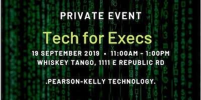 Tech for Execs