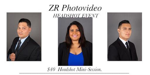 Professional Head-Shot Session