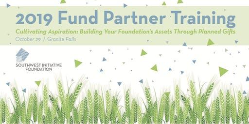 Fund Partner Training