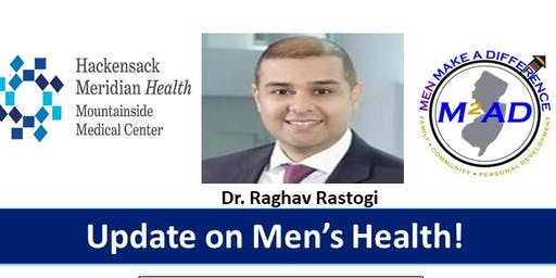 Men Make A Difference State-Wide Health Initiative